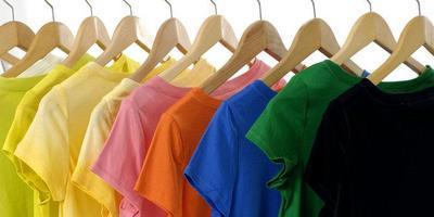2. Gunakan Pakaian Berbahan Katun