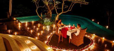 Dinner Valentine Romantis di Bali? Jangan Lewatkan Restoran Ini Bersama Si Dia Nanti!