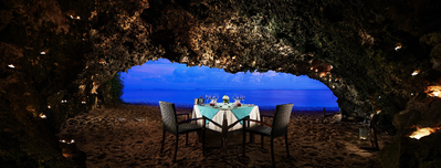 Secret Cave Dining - Samabe