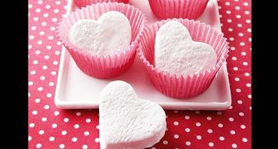 Marshmallow Valentine