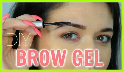 Hemat Budget Makeupmu dengan Membuat DIY Eyebrow Gel yang Mudah Ini
