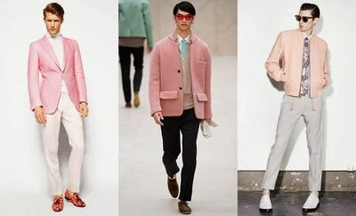 7 Style Outfit Pink Buat Cowok Biar Matching Denganmu di Hari Valentine