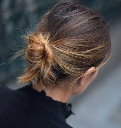 5 Cara Gampang Untuk Tampil Stylish Dengan Rambut Pendek ala Pinterest