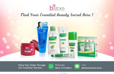Produk Ini Sudah Tersedia di Beautynesia Store!