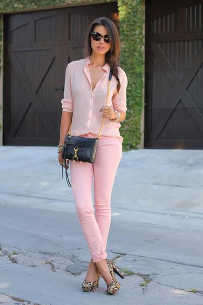 Monochromatic Outfits is an Option
