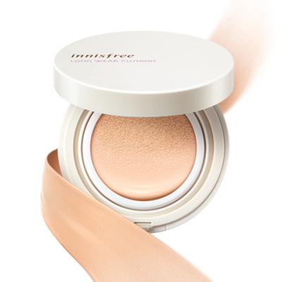 INNISFREE LONG WEAR CUSHION SPF50+ PA+++