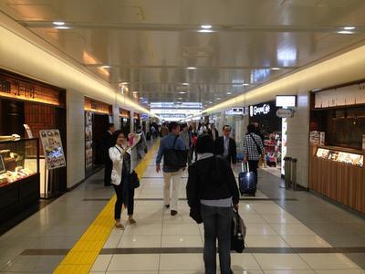 Surganya Pecinta Ramen! Intip Yuk Tokyo Ramen Street di Jepang
