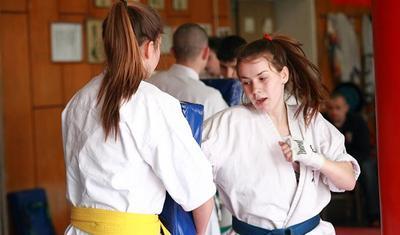 2. Karate