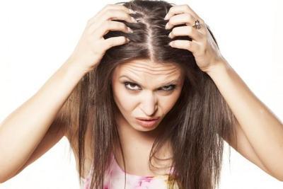 3. Malas Mencuci Rambut