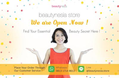 Dapatkan Produk Kecantikanmu dengan Harga Lebih Murah di Beautynesia Store!