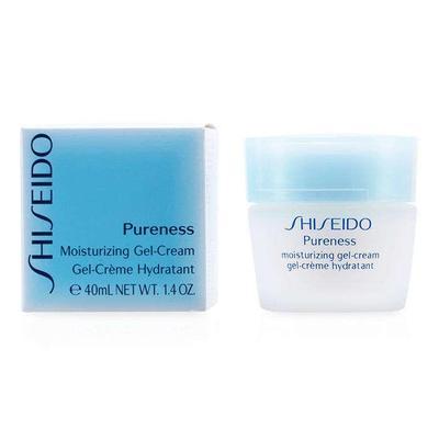 4.Shiseido Pureness Moisterizing  Gel Cream