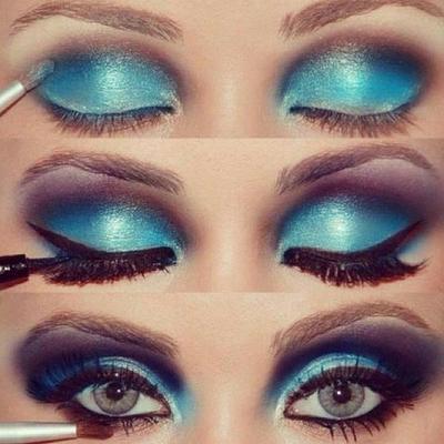 2. Kembalinya Make-Up  Ala '80-An