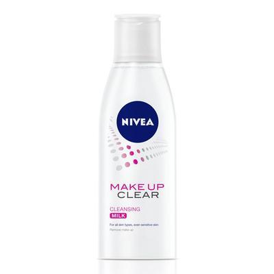 5.Nivea Make Up Cleansing Milk