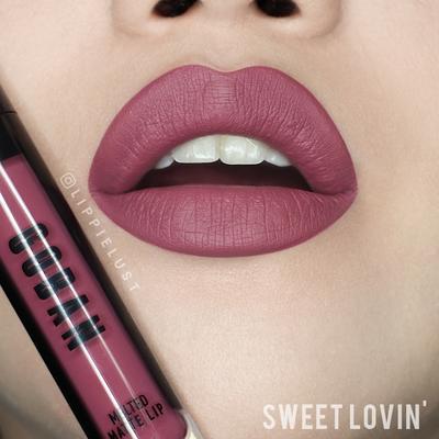 Terbaru! GOBAN, Melted Matte Lipstik Lokal Kualitas Terbaik yang Jadi Incaran Lipstik Addict!