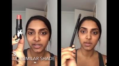 1.Gunakan Lipstick