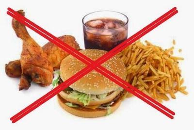 Hindari Makanan Instant