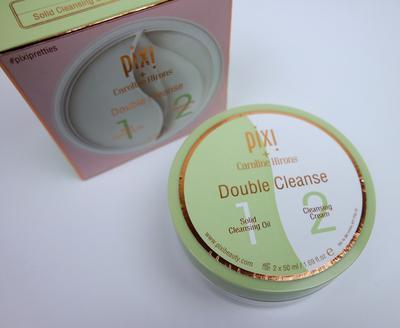 Inovasi Baru! Pixi + Caroline Hirons Double Cleanse, untuk Wajah yang Bersih dan Lembab!