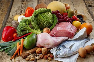 2. Konsumsi Makanan Bernutrisi