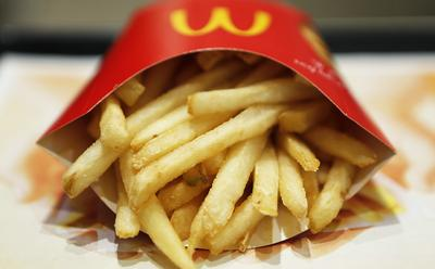 Resep Rahasia Kentang Goreng Super Lezat ala McDonald's