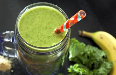3. Smoothies Sayuran