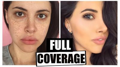 Begini Caranya Tutupi Noda Hitam Wajah dengan Makeup Agar Terlihat Flawless!
