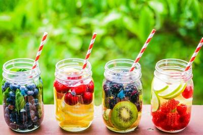 1. Infused Water