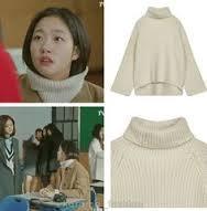 Turtelneck knitwear