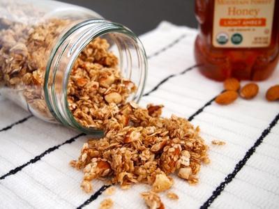 Yuk Bikin Sarapanmu Lebih Sehat dan Aman untuk Diet dengan Granola Super Mudah Berikut Ini!
