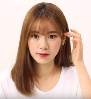 Gaya Rambut Artis Korea Ini Bikin Kamu Ingin Potong Poni! Cari Tahu Caranya di Sini!