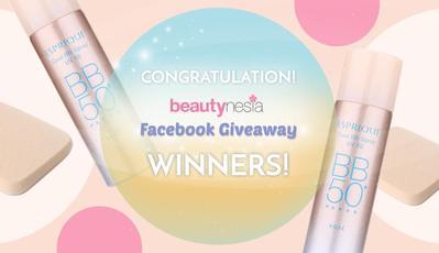 Cek Pemenang Beautynesia Facebook Giveaway Di Sini!