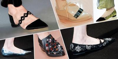 Perhatikan Model Flat Shoes yang Kamu Pakai