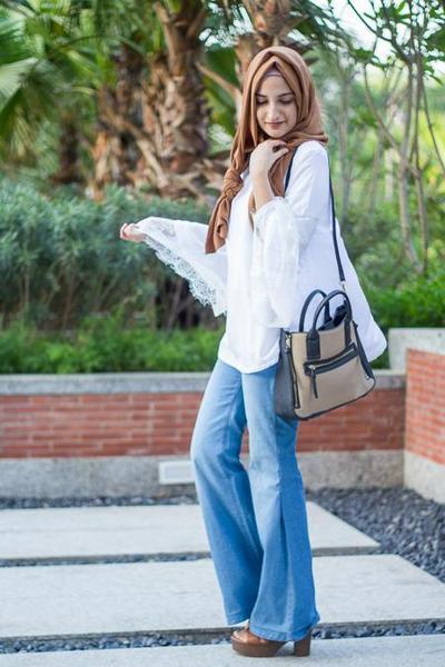 Tampil Stylish dengan Cutbray Jeans