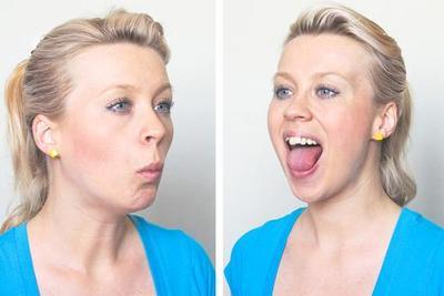 Bingung Bagaimana Membuat Wajah Lebih Slim dan Tirus? Yuk, Ikuti Gerakan Simpel Ini!