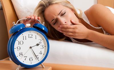 Waktu Tidur Yang Kurang