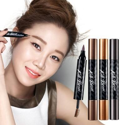 Alis Tebal Natural Tanpa Makeup Berkali-kali? Coba Brow Tattoo Korea yang Stay Lebih dari 24 Jam Ini!