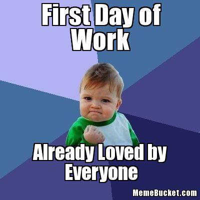 9 Tips Sukses di Hari Pertama Kerja (Part 1)