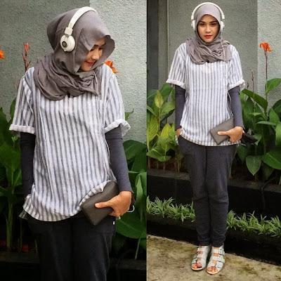 Kamu Pemula Dalam Memakai Hijab Yuk Intip 5 Inspirasi Style Hijab Ala Selebriti Indonesia
