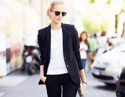 6 Tips Casual Style Dengan Warna Hitam Untuk Tampil Stylish Ke Kantor