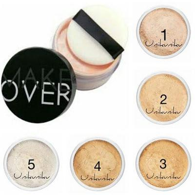 Make Over Silky Smooth Translucent Powder