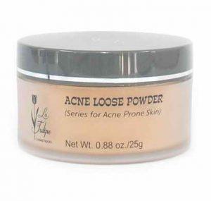 La Tulipe Acne Loose Powder