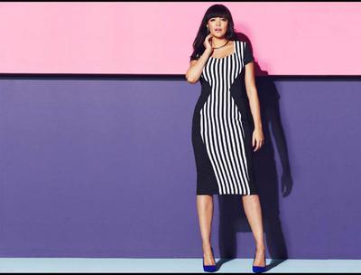 Fashion Hacks! Kamu yang Bertubuh Gemuk Bisa Terlihat Ramping dengan Tips Berikut Ini!