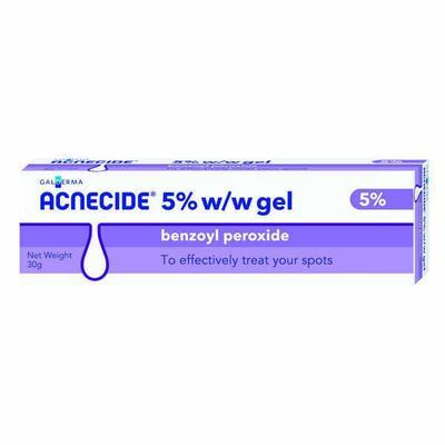 5. Acnecide 5% Gel