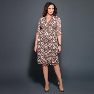 Model Baju dengan Bahan Lace