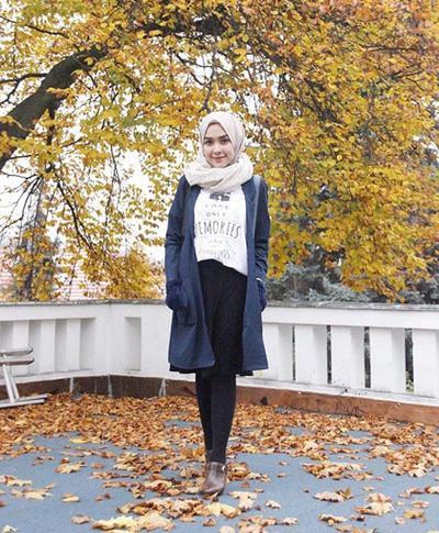 Pakai Hijab Multifungsi