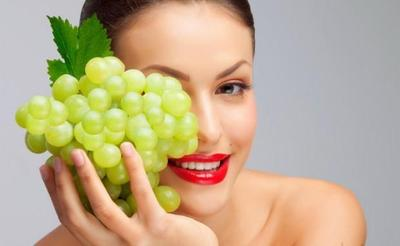 Buah Anggur & Apel