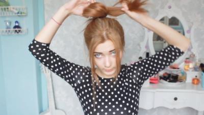 Rapikan Sisa Rambut