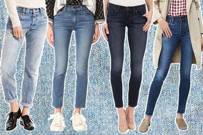 Ladies, Pakai 5 Jenis Jeans Ini Kalau Mau Tampil Keren!