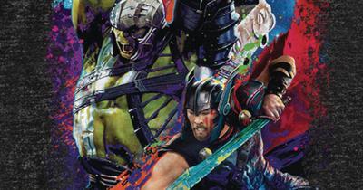 Thor: Ragnarok (November 2017)