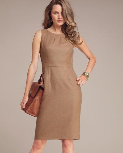 4. Percantik diri dengan dress