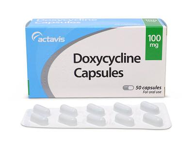 Doksisiklin (Doxycycline)